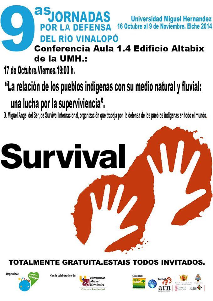 Conferencia Survival 6
